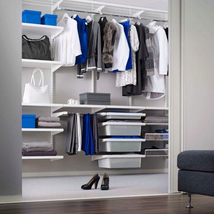 Канзас гардеробная система (25 фото): до 2-4 м, отзывы и инс.