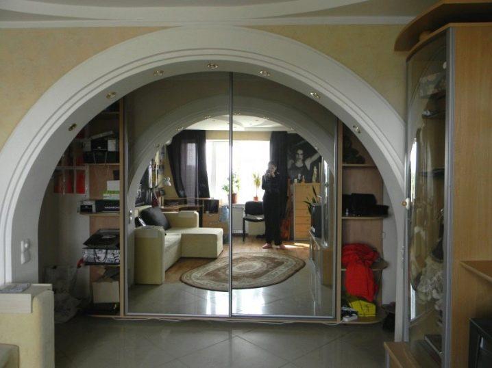 половине фоток коридор кухня гостиная с арками фото зачатие состоялось