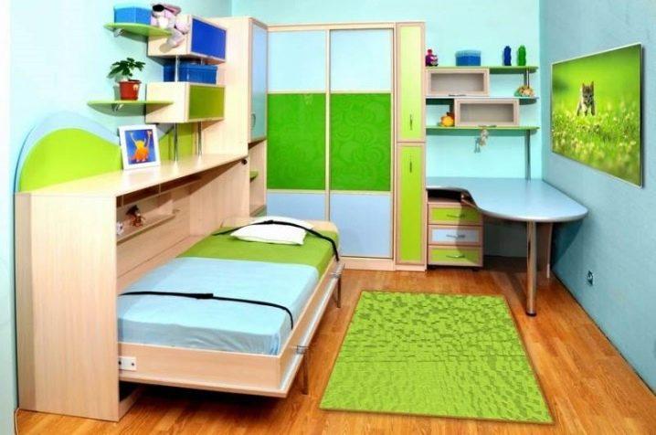 Детские откидные кровати