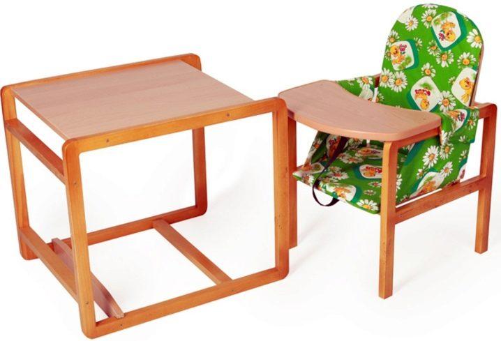 Столик для кормления ребёнка своими руками 67