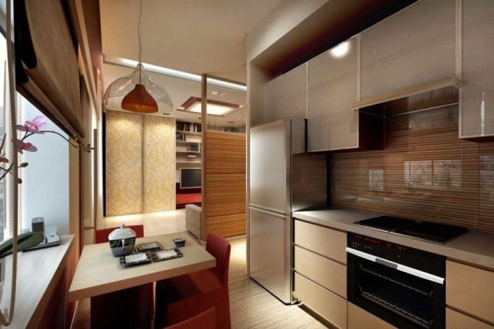 кухня 16 кв м унитарное