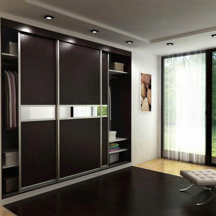 Шкаф в гостиную: 110 фото оригинальных идей внедрения шкафа .