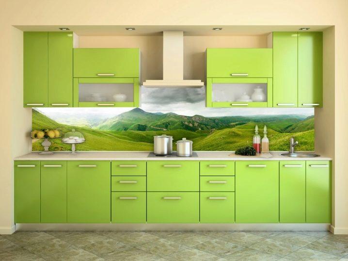 фартук для кухни из мдф 87 фото как крепить кухонную панель