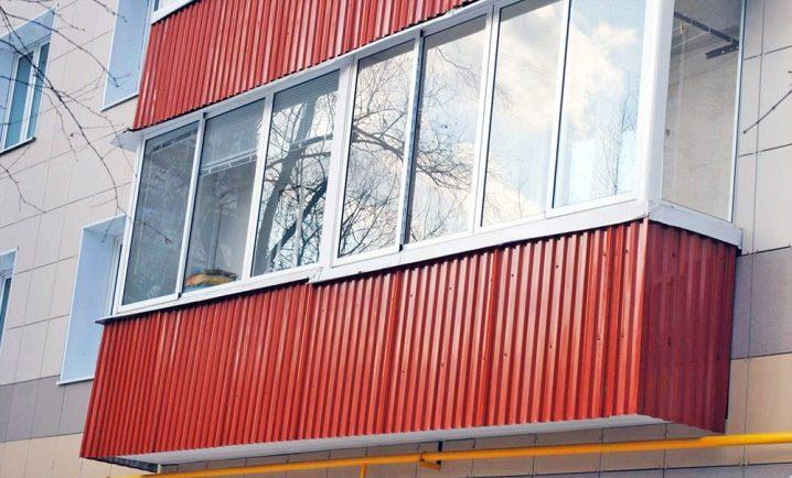 Балконы и лоджии под ключ в николаеве - расширение, остеклен.