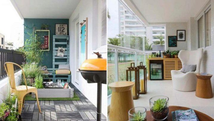 Красивые балконы (78 фото): идеи оформления изнутри и уютный.