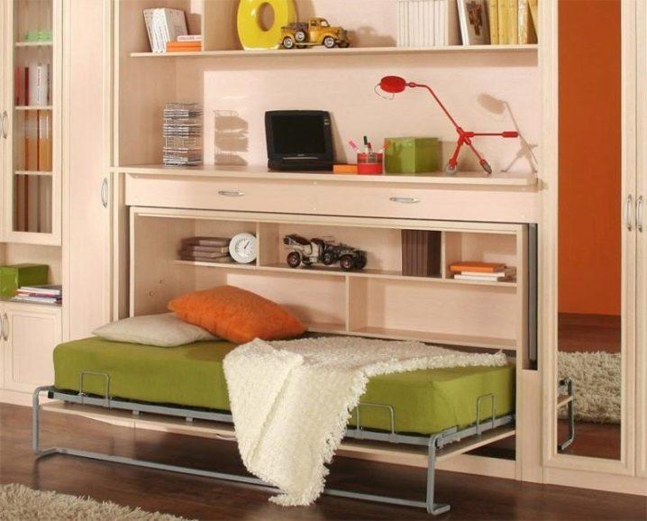 Шкаф кровать Откидные или подъемные шкафы