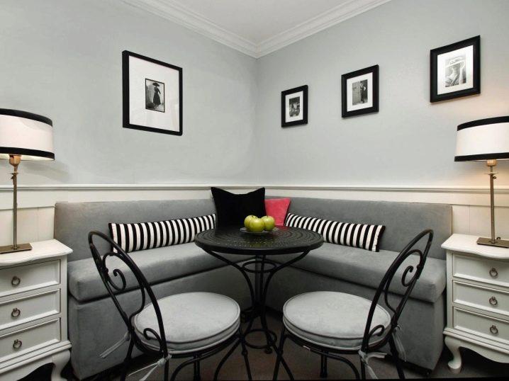 мягкий уголок для кухни 85 фото дизайн и чертежи кухонной мебели