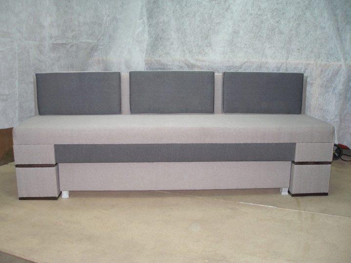 прямой кухонный диван 54 фото кожаный диванчик для кухни со