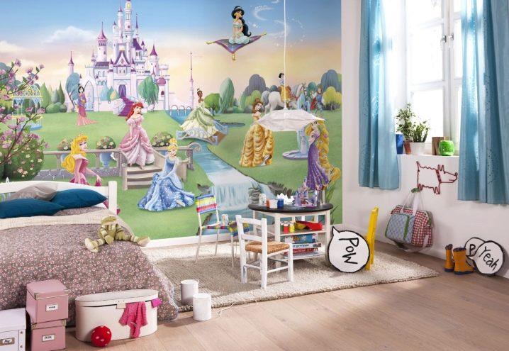 shtory-dlya-detskoj-komnaty-devochek-69 Шторы для детской комнаты девочек (77 фото): идеи готовых занавесок и тюли в спальню до подоконника