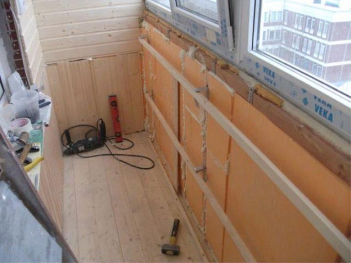 Калькулятор расчета толщины утепления лоджии или балкона - б.