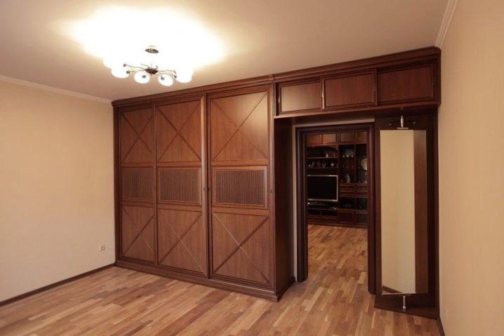 Встроенная мебель для гостиной своими руками фото 66