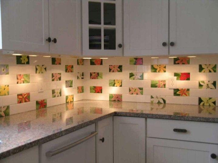 Кухонный фартук своими руками: 12 идей из подручных средств 2