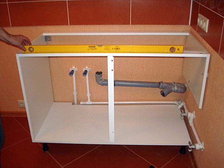 Кухонные шкафы напольные своими руками 396