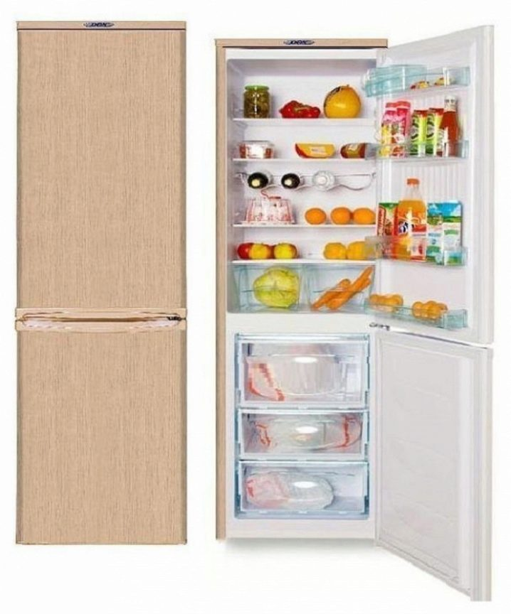 Холодильник дон цвета