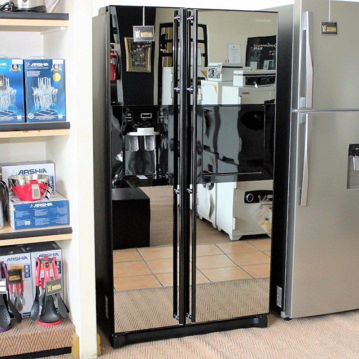 панин выбросил зеркальный холодильник самсунг фото теперь давайте