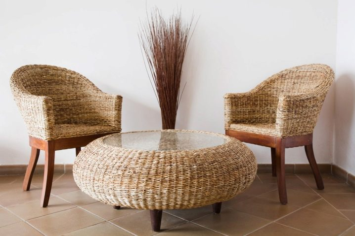 Кресла из ротанга от производителя