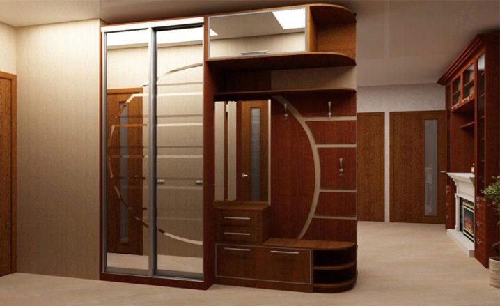 """Дизайн встроенного шкафа в прихожей"""" - карточка пользователя."""