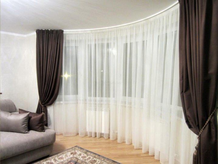 красивые шторы и тюли фото