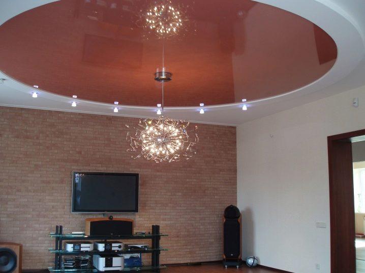 Закладные под натяжной потолок: виды, материалы, нюансы установки