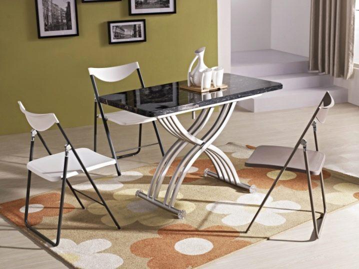 стол трансформер 85 фото механизмы овального трансформера стол