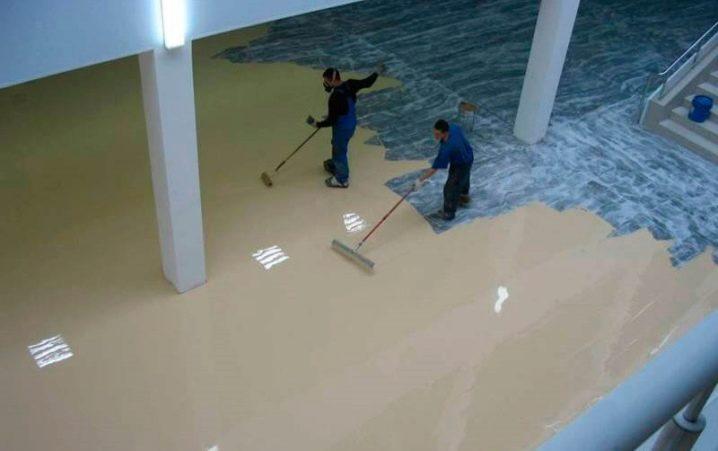 Эмаль бетон как пропарить бетон