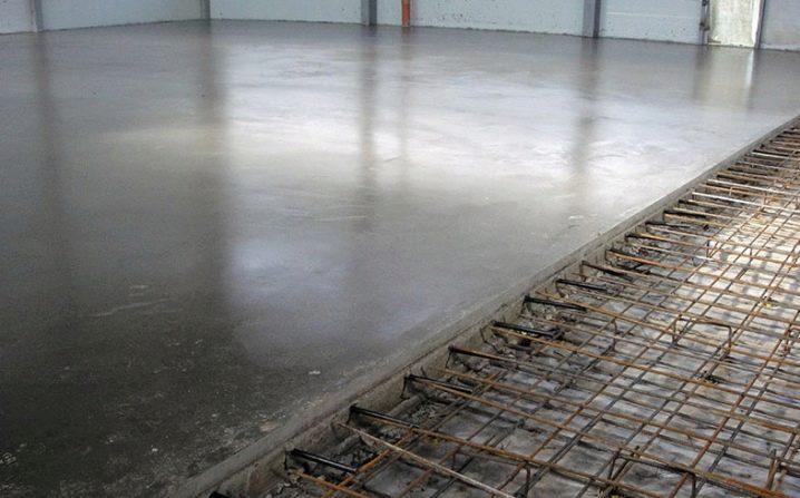 Как сделать бетонный пол своими руками Заливаем пол бетоном