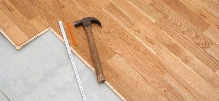 Размер ламината стандартная ширина и длина доски для пола
