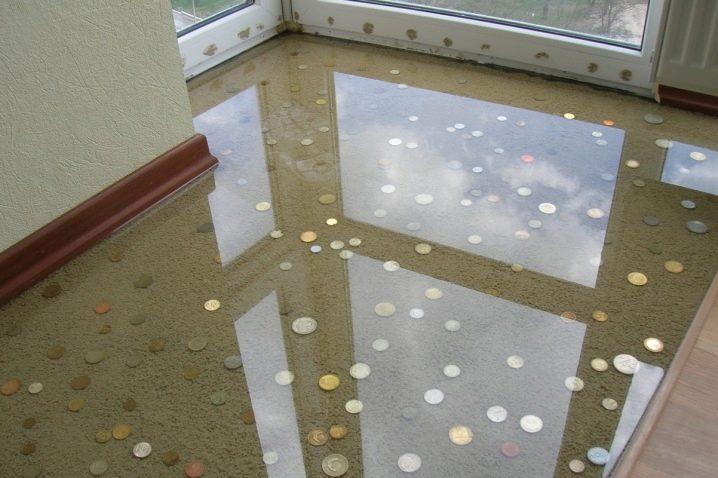 Эпоксидный наливной пол (63 фото): смесь на основе эпоксидной смолы для  бетонного напольного покрытия, материал для заливки конструкции, модели из  натурального камня