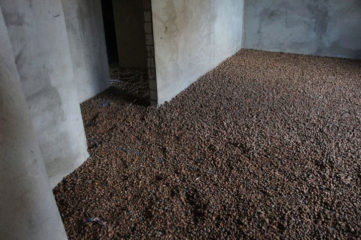 Керамзитобетон стяжка минусы добор бетон