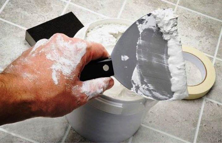 Способ приготовления шпатлевки мастика бутэпрол