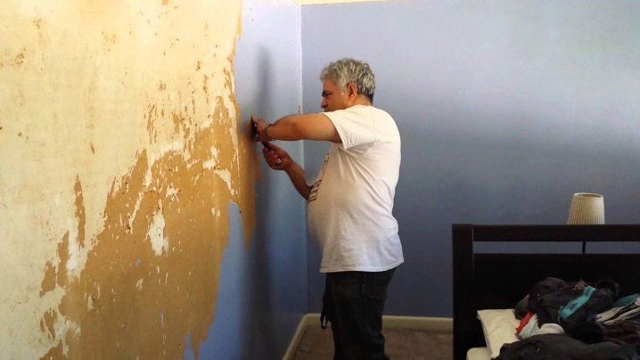 Шпатлевка стен под обои своими руками фото 559