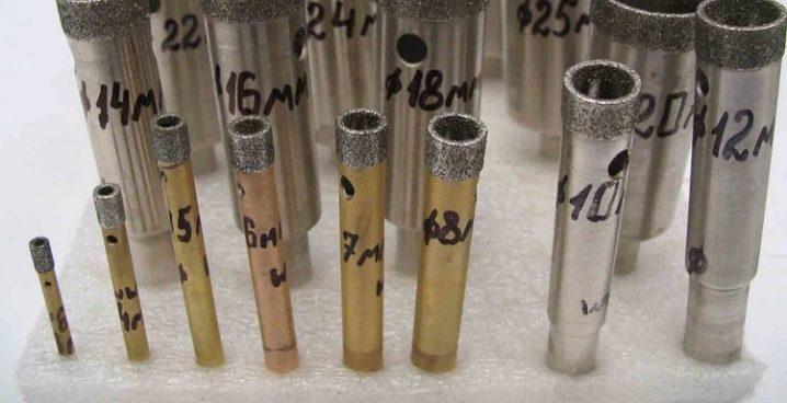 Чем можно просверлить керамогранит