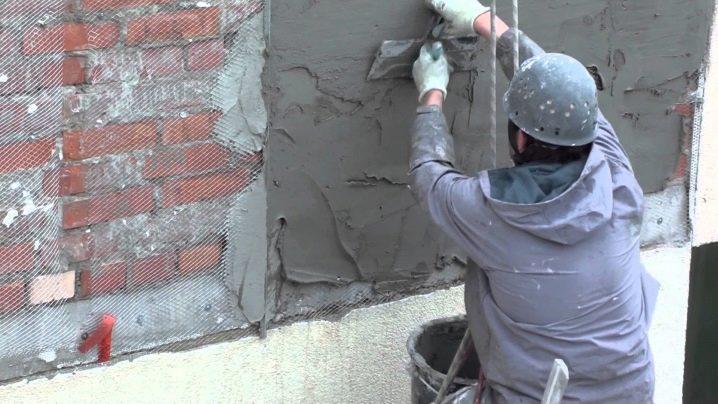 Как правильно оштукатурить цементным раствором к специальным видам бетона относят