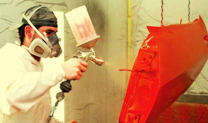 Термостойкое покрытие для металла